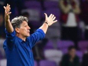'Treinar o Flamengo é um sonho antigo', diz Renato Gaúcho