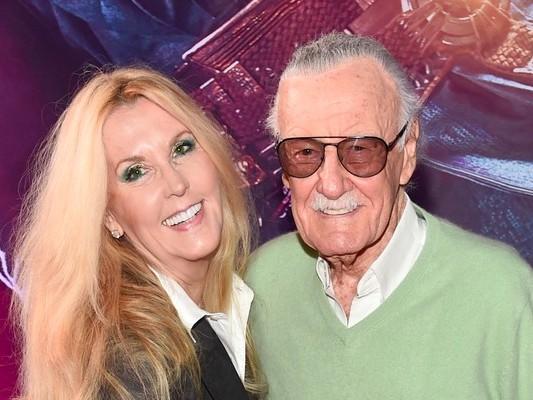 Filha única de Stan Lee vai herdar fortuna de US$ 50 milhões