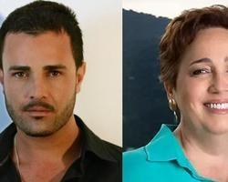 """Ator diz que foi 1º homem de Claudia Jimenez: """"Só namorou mulheres"""""""