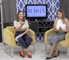 Revista MN: quadro moda e estilo com Luma Bianca