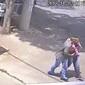 Mulher é sequestrada pelo ex-marido na porta do trabalho; vídeo