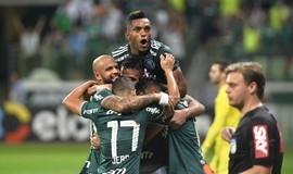 Palmeiras chega a 96% de chance de título no Brasileirão