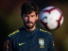 Alisson aprova rodízio de Tite na Seleção pós-Copa
