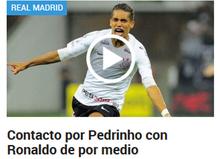 Pedrinho está na mira do Real com interesse de Ronaldo, diz jornal