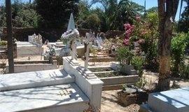 Grande movimentação nos principais cemitérios do município