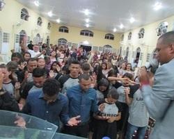Assembleia de Deus comemora 47 anos em São João da Serra