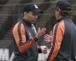 Corinthians encerra preparação para pegar o Atlético-PR