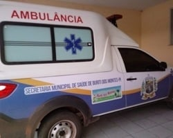 Prefeitura Municipal de Buriti dos Montes adquire ambulância