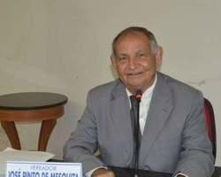 Convinte do vereador Dr. Pinto