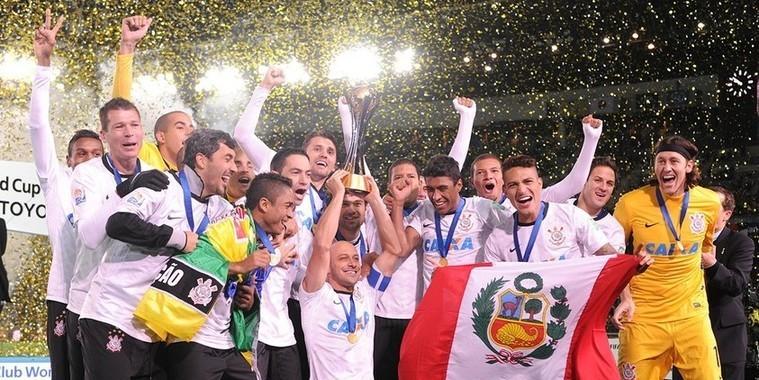 Fifa se refere ao Corinthians como único bicampeão mundial