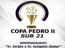 Começa em dezembro a Copinha Pedro II de Futebol Sub 21
