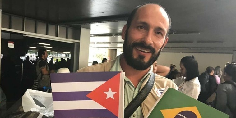 """""""Fomos onde nenhum médico brasileiro queria estar"""", diz cubano"""
