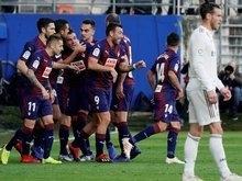Eibar surpreende e goleia Real Madrid por 3x0 pela Liga Espanhola