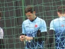 Martin Silva, do Vasco, sente dor no joelho e não enfrenta o verdão
