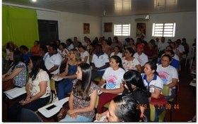 Prefeitura de Inhuma oferta cursos para os profissionais da saúde