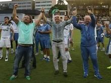 Alexandre Mattos renova contrato por três anos com Palmeiras