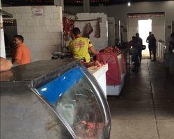 Vigilância Sanitária realiza fiscalização no açougue de Picos