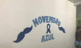 Secretaria de saúde realiza campanha Novembro Azul