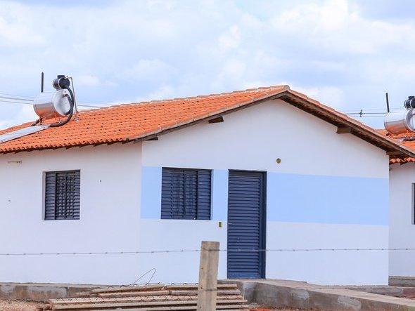Governo investe em construção de casas em União