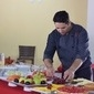 O Consultor Gastronômico e Cheff de Cozinha Marcos Cheff é destaque