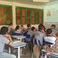Prefeitura coloca ônibus para trasporte de alunos eneanos