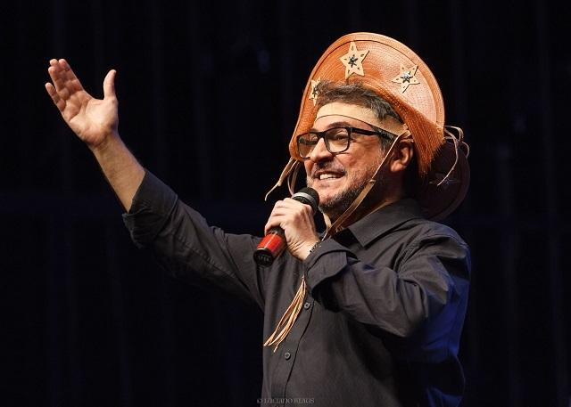 Humorista João Cláudio Moreno