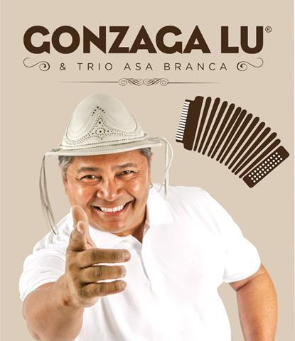 O forró pé de serra será representado pelo cantor Gonzaga Lu e Trio Asa Branca