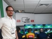 CBF rejeita pedido do Inter de usar o VAR no Brasileirão