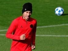 Neymar diz que PSG tem de encarar jogo hoje com Napoli como final