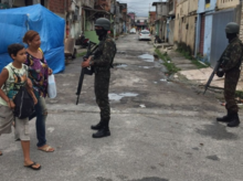 RJ:Operação da PM deixa 5 mortos e 8 feridos na comunidade da Maré