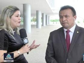 Deputado Fábio Abreu fala sobre ser candidato a prefeito em 2020