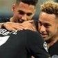 Neymar recebe elogios de jornais apesar de tropeço do PSG