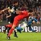 Thiago Silva admite falha em gol de empate do Napoli com PSG