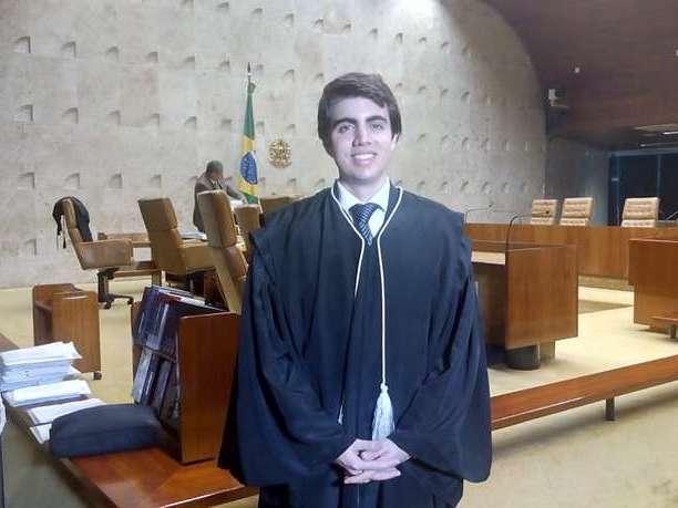 Advogado mais jovem do país faz a primeira sustentação oral no STF