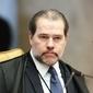 'Aumento para ministros do STF é justo e correto', diz Dias Toffoli