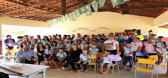 SEMAS apresenta órgão do setor social em comunidade rural