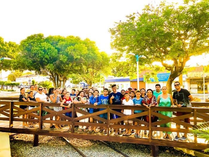 Parnaíba, capital do Delta. Contatos com a Cultura viva do litoral do Piauí.  (Crédito: João Lucas Rocha de Castro)
