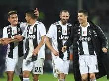 Juventus atropela Fiorentina e segue imbatível na Itália