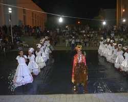 Apresentações folclóricas marcam Noite Afro na FLOR