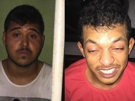 Força Tática prende acusados de realizar arrastões no interior