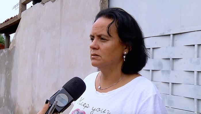 Amiga de Carla se mostra revoltada com a situação (Crédito: Reprodução/TVMN)