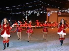 Natal Iluminado: Prefeitura entrega decoração natalina de Oeiras