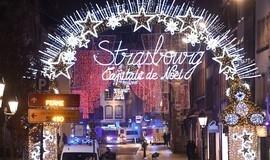 Ataque em mercado de Natal deixa 2 mortos e 11 feridos na França