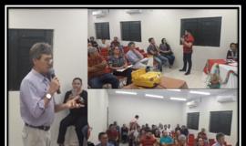Gestores municipais realizam seminário de prestação de contas.