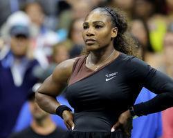 Serena Williams é uma das 100 mulheres mais poderosas do mundo