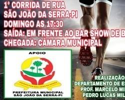 Torneios de esportes movimentarão fim de semana em São João da Serr