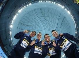 Quarteto prevê possibilidades de conquistas no Mundial de 2019 e no