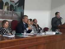 APL lança livros e homenageia Alberto Silva e Salomão Azar Chaib