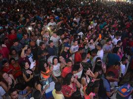 Mais de 6 mil pessoas participaram da festa de 57 anos de NSR