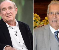 """Renato Aragão aceita convite e estará em """"A Praça É Nossa"""""""